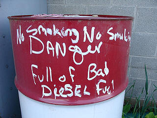 Dirty Diesel Symptoms