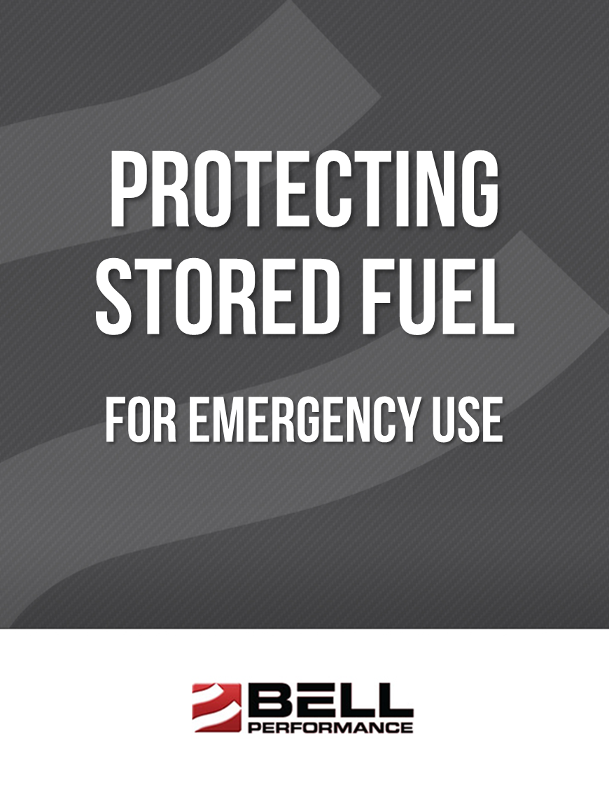 protecting stored fuel for emergency use