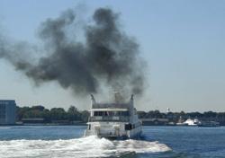 black diesel exhaust, black exhaust, diesel exhaust smoke