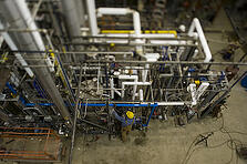 cellulosic ethanol plant