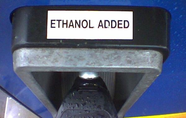 ethanol problems, ethanol blend