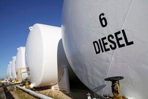 diesel storage life