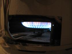 propane additives for heating