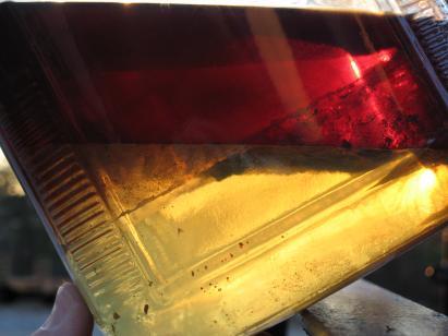 water in diesel fuel