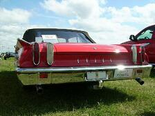 Edsel convertible 1960