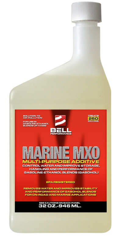 Marine MXO Gasoline Additive for Boats
