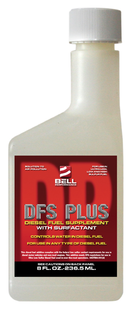 DFS Plus for Preventing Water in Diesel