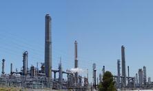 North America oil production