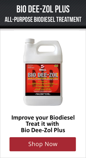 Bio Dee-Zol Plus Biodiesel Additive