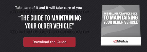 Download the Guide to Maintaining your Older Vehicle